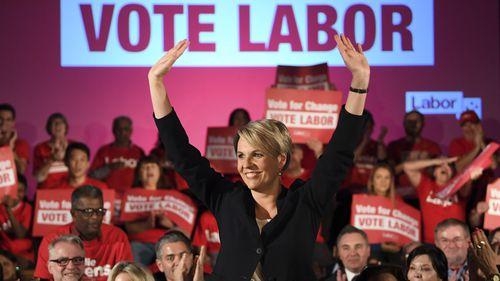Tanya Plibersek says she may have a tilt at the Labor leadership.