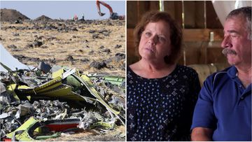 Ike and Susan Riffel lost both their sons in the Ethiopian Airlines crash in March.