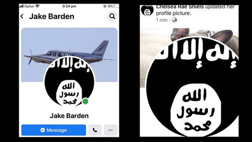 Nine.com.au has reported on several cases where Australians have fallen victim to the ISIS hack, including that of Melbourne pilot Jake Barden and florist Chelsea Shiels.