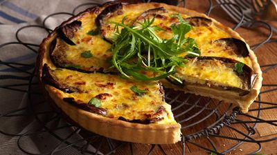 "<a href=""http://kitchen.nine.com.au/2016/05/16/14/15/savoury-eggplant-and-haloumi-quiche"" target=""_top"">Savoury eggplant and haloumi quiche</a>"