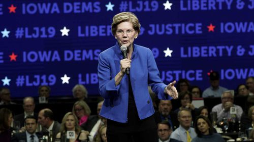Senator Elizabeth Warren is running a progressive campaign based on higher taxes for the very wealthy