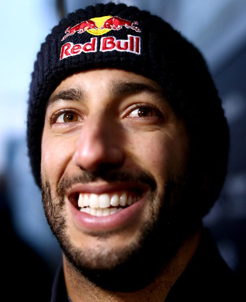 Aussie hope Daniel Ricciardo. (AAP)