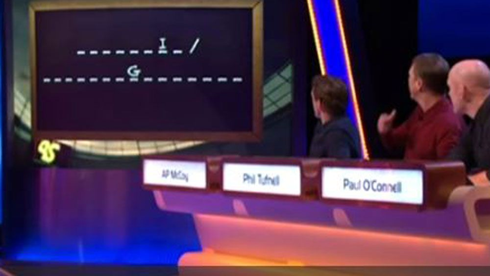 Sport quiz answered with just two of 23 letters