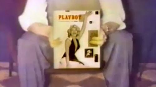 To publishing Playboy, which was an instant, world-wide success. (60 Minutes)