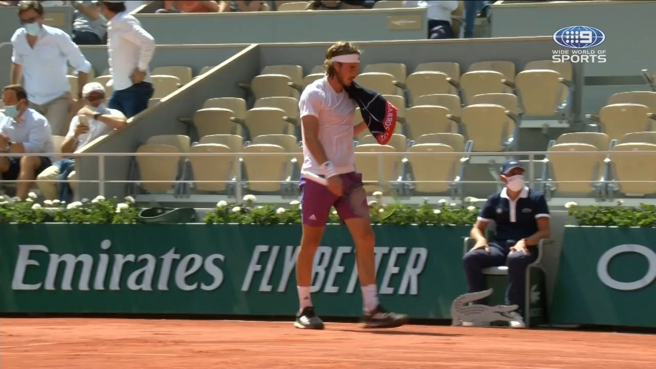 Roland-Garros men's semi-final 2021: Stefanos Tsitsipas defeats Alexander Zverev in five sets
