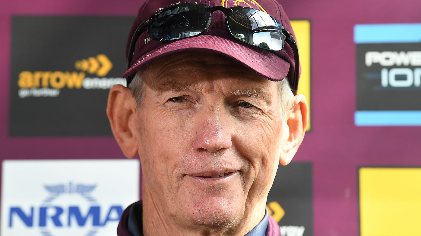 Wayne Bennett lets his vote for next Immortal slip before unveiling