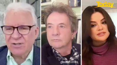 Comedy legends team up with pop superstar