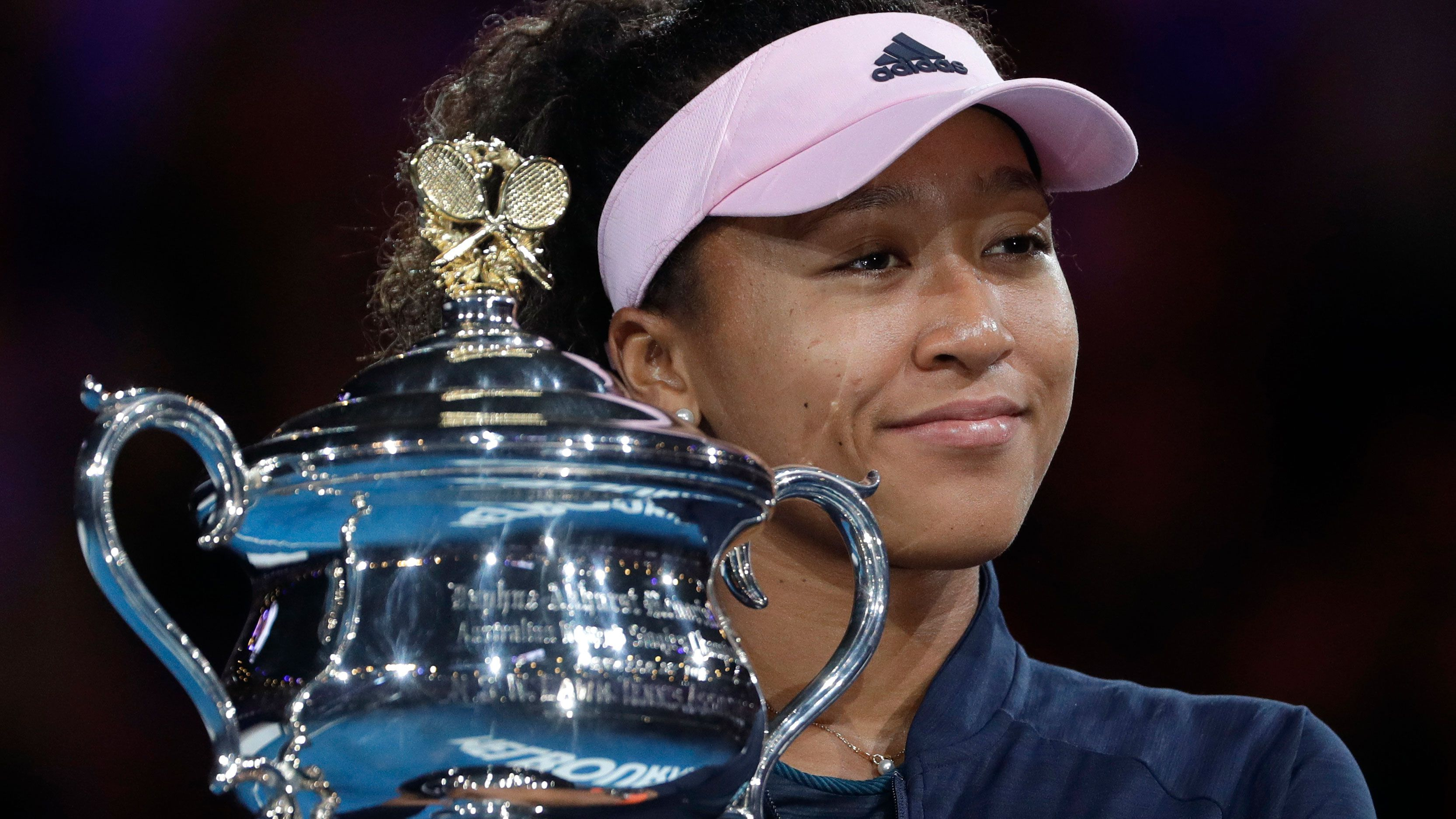 Jim Courier says Naomi Osaka Australian Open win is justice