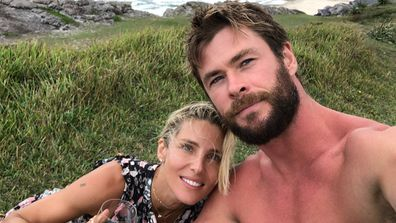 Chris Hemsworth and Elsa Pataky's Byron Bay mega build is on the home stretch