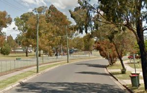Two-year-old allegedly unrestrained in car as 'drunk' Sydney mum hits fence