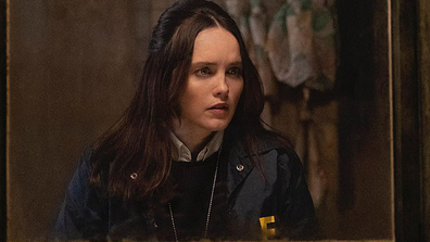 'Home and Away' alum Rebecca Breeds plays Clarice Starling.