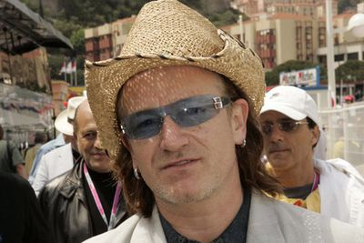 U2's Bono made a pricey packing mistake when he jetted off to Italy for a holiday in 2007.<br/><br/>The poverty activist left his fave trilby hat at home in London! So, like the self-respecting rock star he is, Bono flew it over for $1700. Yup, doing his bit for world poverty right there.<br/><br/>Image: Getty