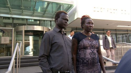 Sunday's parents are expected to settle with Princess Margaret Hospital out of court.