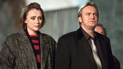 Keeley Hawes (left) plays the role of Alex Drake.