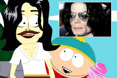 "<B>Episode:</B> 'The Jeffersons', season 8<br/><br/><B>Why it's so naughty:</B> When Michael Jackson... er, Michael <I>Jefferson</I> moves to South Park, he quickly becomes Cartman's best friend — even sharing a passionate kiss with him. (Thankfully the kiss turns out to be a dream. A horrible, creepy dream.)<br/><br/><B>Quote:</B> ""I'd like to show you my wishing tree... <em>Eeeh hee!</em>"""