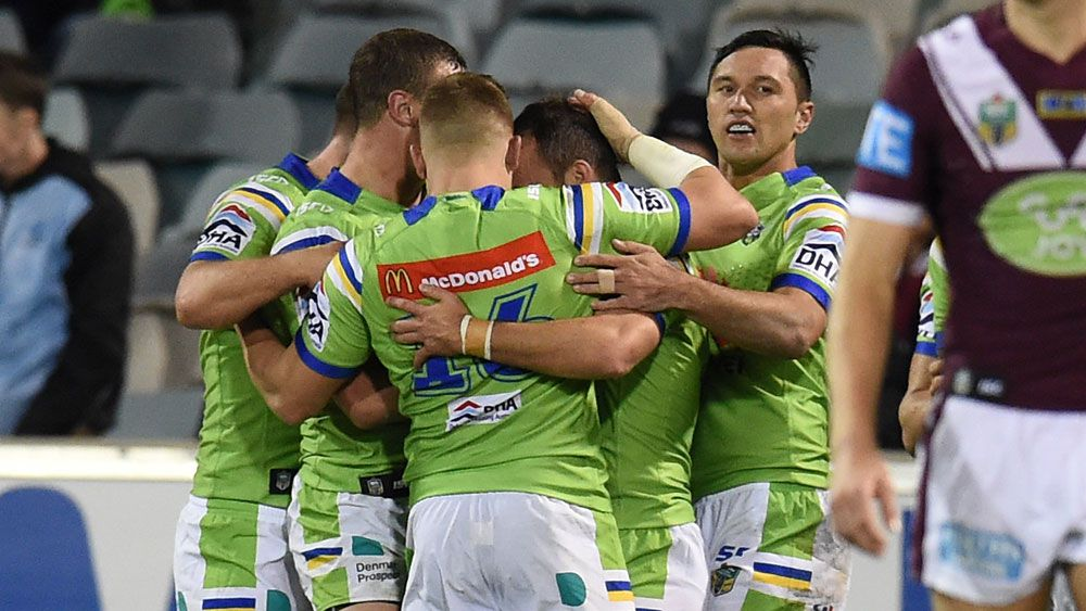 Injury compounds Manly NRL loss to Raiders