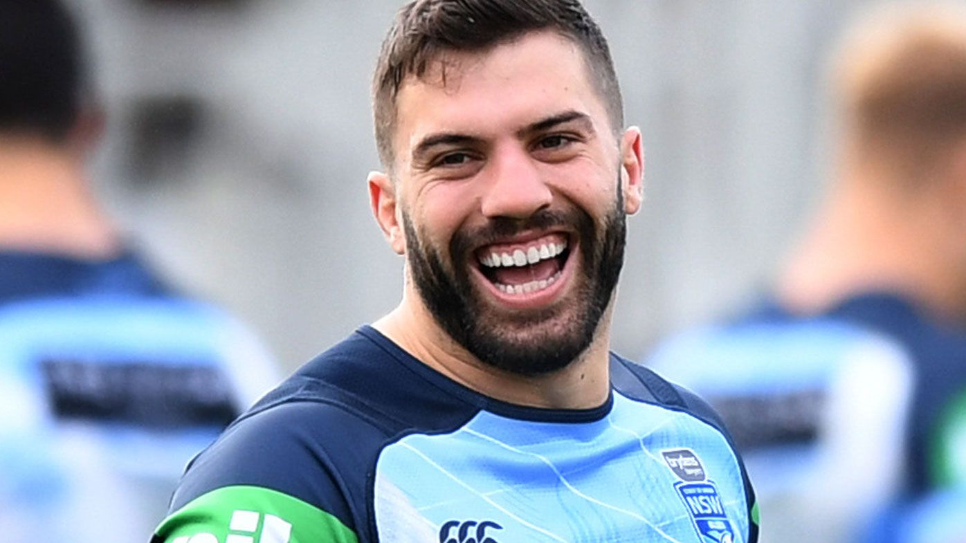 James Tedesco throws down challenge to Billy Slater ahead of Origin II
