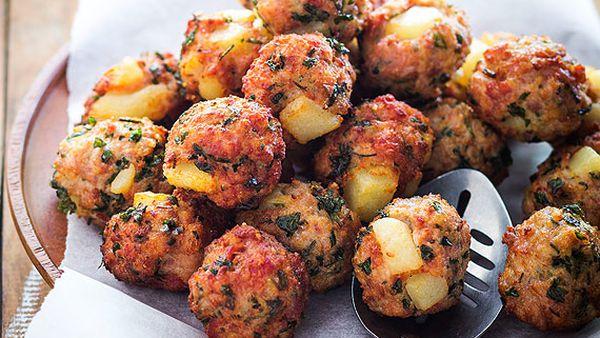 Gran's polpette Italian meatballs
