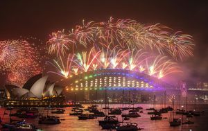 Frontline workers to get best view of Sydney's New Year's Eve fireworks