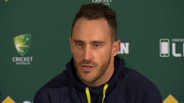 ICC have opened can of worms with tampering verdict: du Plessis