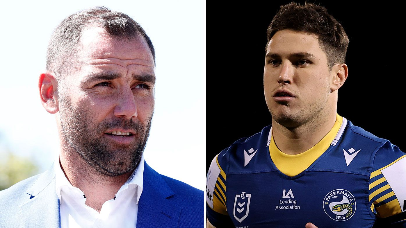 Cameron Smith questions NSW Blues' 'surprising' Mitchell Moses' selection over Adam Reynolds