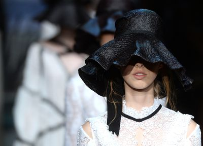 "<p><strong>Hats on</strong></p> <p>Wearing a hat is part and parcel of feeling like a princess for a day at the races. </p> <p>While it's tempting to settle for a fascinator or hipster headband the truly courageous will get turned on by tradition and express themselves with fully fledged headwear.</p> <p>This season in New York, London, Milan and Paris hats continued to add an element of intrigue on the runway.&nbsp;</p> <p>At <a href=""http://honey.nine.com.au/2016/09/29/13/24/maison-margiela-spring-summer-paris-fashion-week"" target=""_blank"">Maison Margiela</a> the master with a mouth John Galliano delivered futuristic egg caps while Giorgio Armani provided super-sized straw numbers perfect for hiding bleary eyes.</p> <p><a href=""http://honey.nine.com.au/2016/10/05/08/07/chanel-runway-hair-tie-2017"" target=""_blank"">Chanel</a> took it to the streets with baseball caps but if you're going to take this route select one in an upmarket fabric to avoid looking as though you're off to the football.</p> <p>Our pick at Honey was from Dolce &amp; Gabbana where elegant excess delivered show stoppers worth taking a gamble on.</p> <p>Remember when picking a hat that the same rules apply as with your shoes - you have to keep it on until the end of the day. Hat hair on the train home is a big no.</p>"