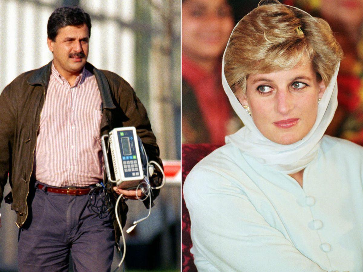 Princess Diana And Her Romance With Pakistani Heart Surgeon Hasnat Khan 9honey