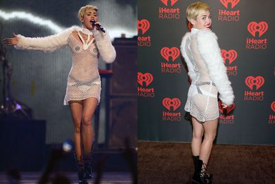 We've seen a lot of Miley lately ... possibly too much?!