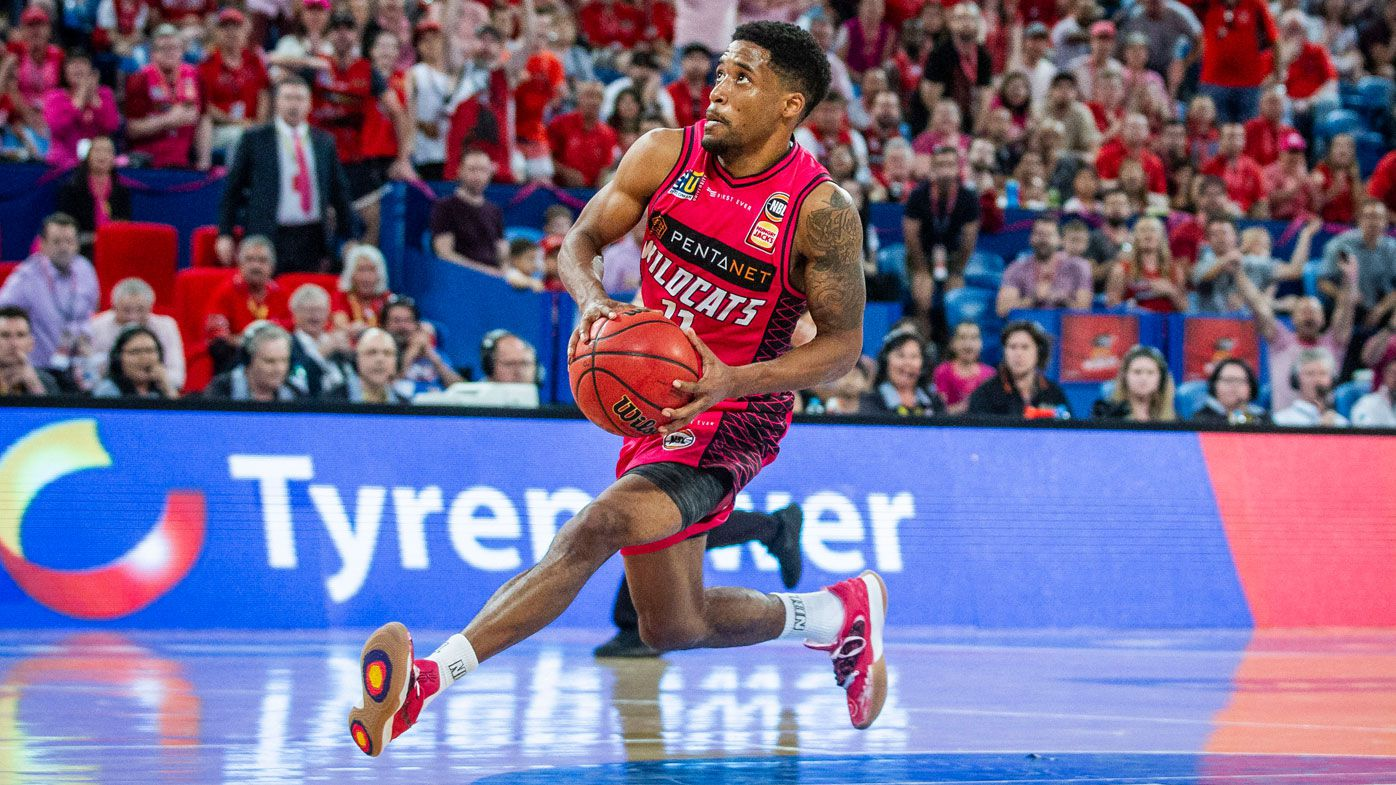 Corey 'Homicide' Williams Exclusive: The key to breaking down the Perth Wildcats