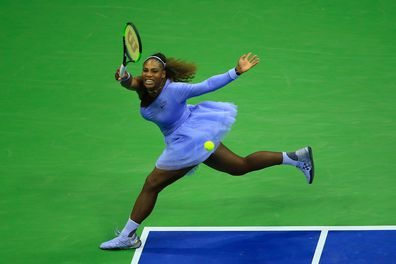 quality design b874a c6c02 Serena Williams nails it again - 9Style