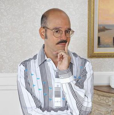 David Cross as Tobias Fünke: Then