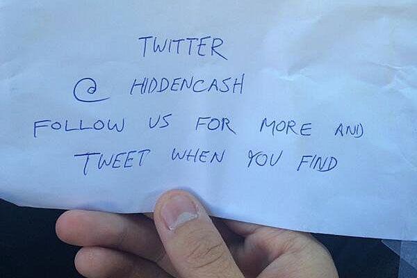 Twitter envelope