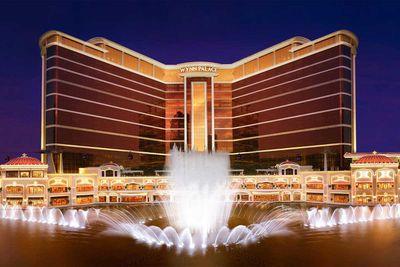 <strong>Wynn Palace, Macau&nbsp;</strong>