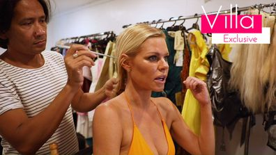 Sophie Knows: How the sexy host gets ready with her glam squad