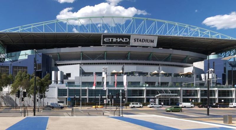 Etihad Stadium to be renamed Marvel Stadium new partnership with Disney Australia