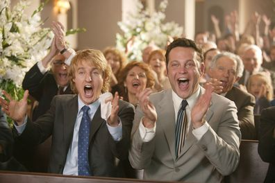 Wedding Crashers, Vince Vaughn, Owen Wilson