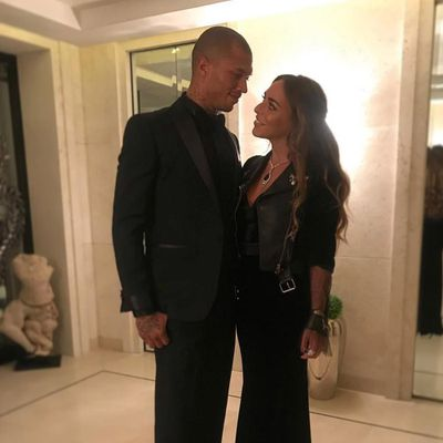 Jeremy Meeks and Chloe Green welcome first child