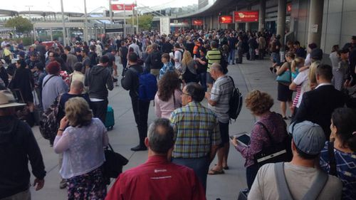 Minor delays expected at Brisbane Airport after evacuation