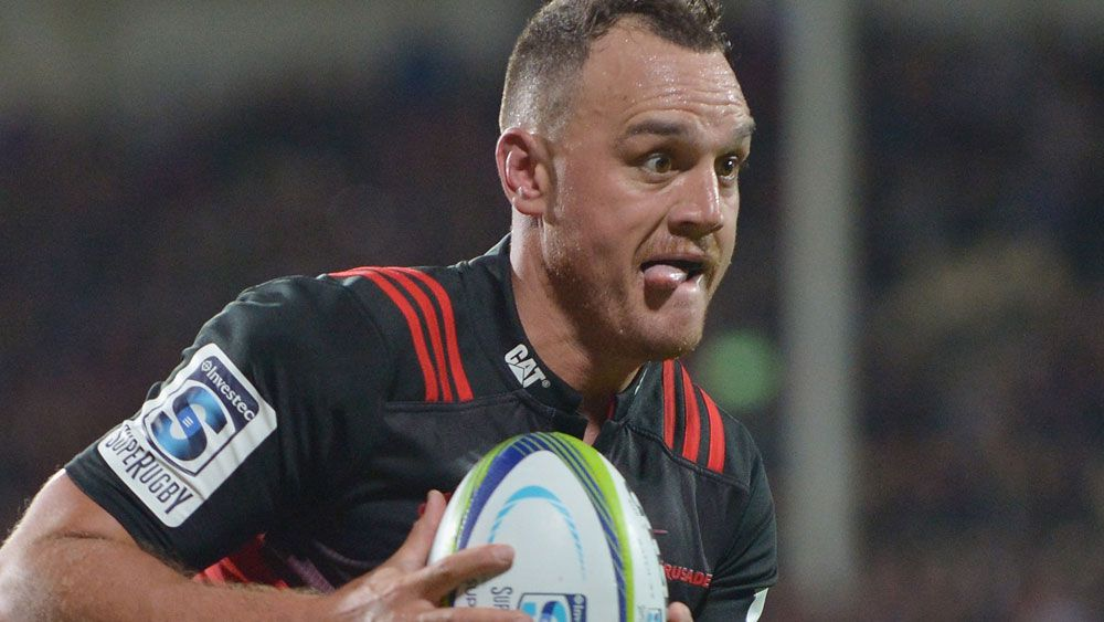 Two tries for Dagg in Super Rugby return