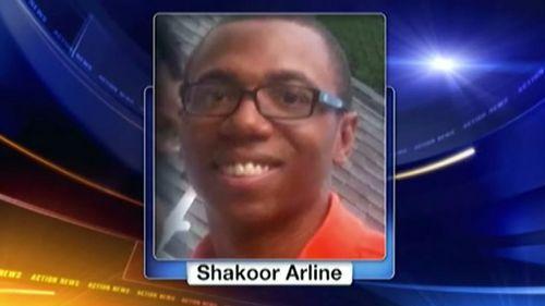 Shakoor Arline, murdered while having sex in car. (WPVI)