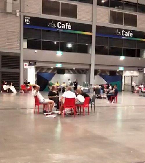 Opal Tower Sydney Olympic Park evacuation