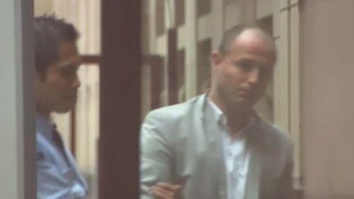 Nuri Balla was sentenced to ten years prison for manslaughter. (9NEWS)