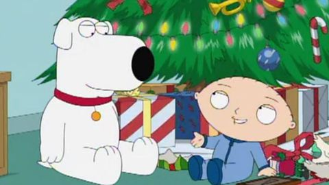 Watch: Brian returns to <i>Family Guy</i> for good!