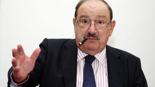 Italian philosopher and best-selling author Umberto Eco dies from cancer aged 84