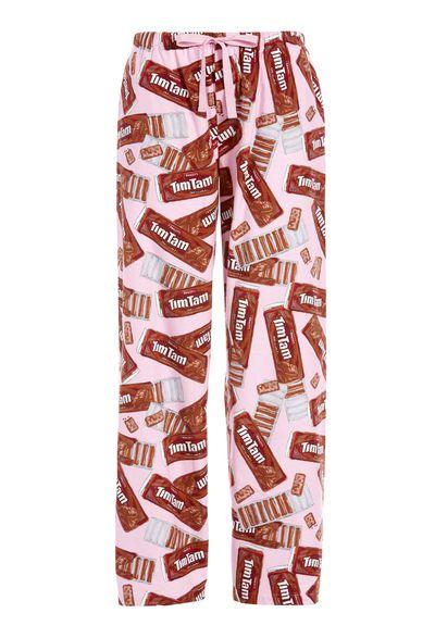 "<a href=""http://www.peteralexander.com.au/shop/en/peteralexander/tim-tam-classic-pj-pant"" target=""_blank"">Peter Alexander Tim Tam Classic Flannelette Pyjama Pants, $79.95.</a>"