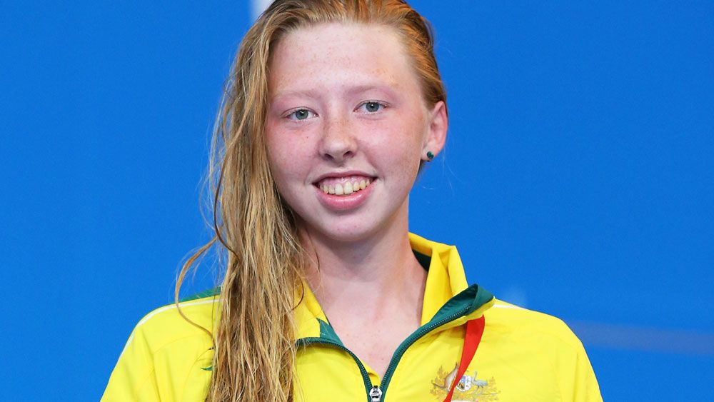 Paralympics: Golden girl Patterson breaks world record