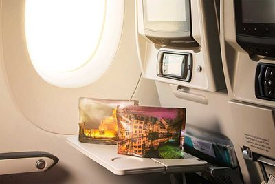Economy Class Amenity Kit, Middle East - FORMIA for Qatar Airways