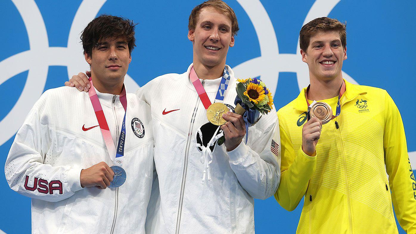 Tokyo Olympics 2021: Maskless medallists prompt immediate IOC reminder of COVID-19 protocols