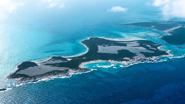 Little Ragged Island, Bahamas
