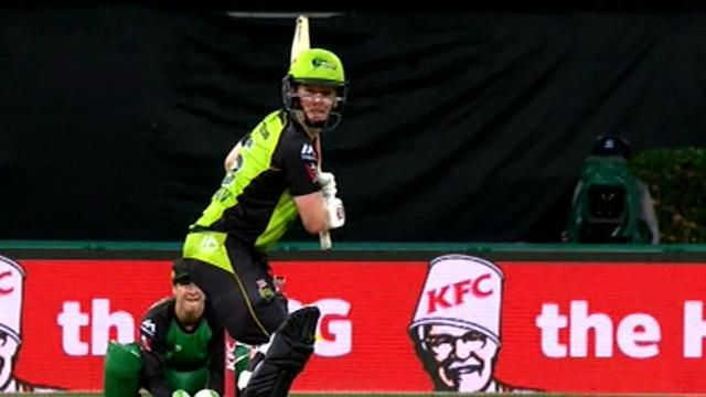 Eoin Morgan lives every cricketer's dream with Big Bash heroics